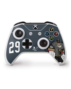 Marc-Andre Fleury #29 Action Sketch Xbox One S Controller Skin