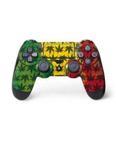 Marijuana Rasta Pattern PS4 Pro/Slim Controller Skin