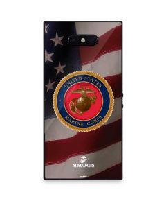 Marine Corps American Flag Logo Razer Phone 2 Skin