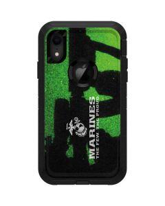 Marine Shadow Otterbox Defender iPhone Skin
