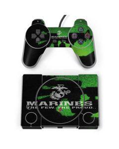 Marine Shadow PlayStation Classic Bundle Skin