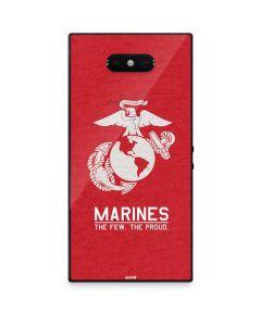 Marines Red Distressed Razer Phone 2 Skin