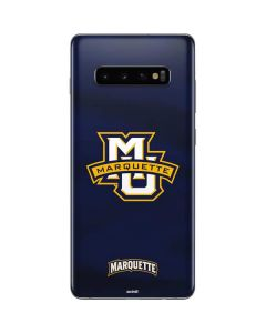 Marquette University Galaxy S10 Plus Skin