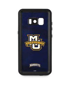 Marquette University Galaxy S8 Plus Waterproof Case