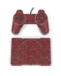 Marsala Rose PlayStation Classic Bundle Skin