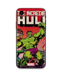 Marvel Comics Hulk iPhone XR Skin