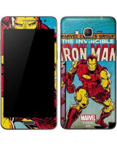 Marvel Comics Ironman Galaxy Grand Prime Skin