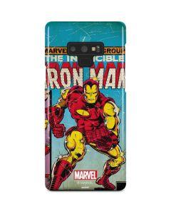 Marvel Comics Ironman Galaxy Note 9 Lite Case