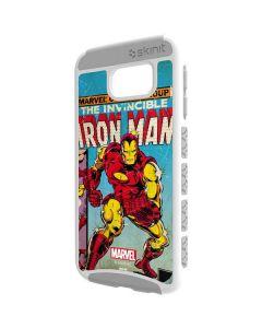 Marvel Comics Ironman Galaxy S6 Cargo Case