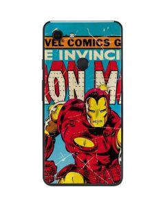 Marvel Comics Ironman Google Pixel 3 XL Skin