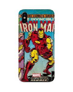 Marvel Comics Ironman iPhone X Lite Case