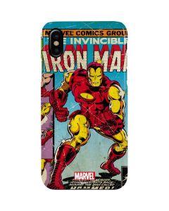 Marvel Comics Ironman iPhone XS Max Lite Case
