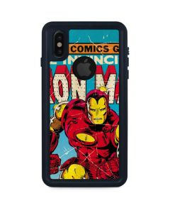 Marvel Comics Ironman iPhone XS Waterproof Case