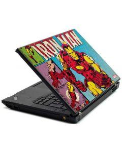 Marvel Comics Ironman Lenovo T420 Skin