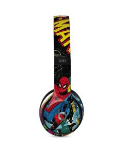 Marvel Comics Spiderman Beats Solo 2 Wired Skin