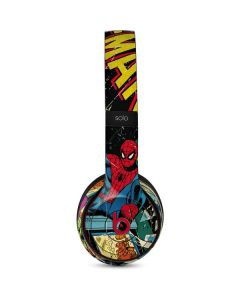 Marvel Comics Spiderman Beats Solo 3 Wireless Skin