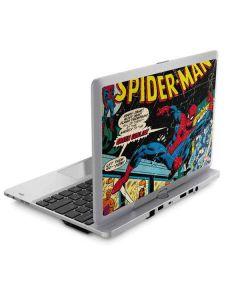 Marvel Comics Spiderman Elitebook Revolve 810 Skin