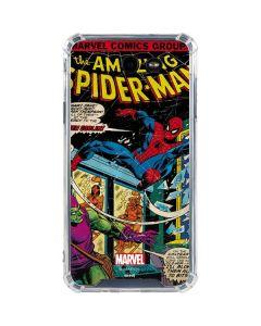 Marvel Comics Spiderman Galaxy J7 (2017) Clear Case