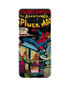 Marvel Comics Spiderman Galaxy Note 8 Lite Case