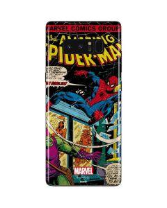 Marvel Comics Spiderman Galaxy Note 8 Skin