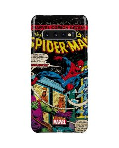 Marvel Comics Spiderman Galaxy S10 Plus Lite Case