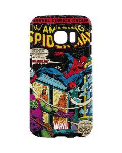 Marvel Comics Spiderman Galaxy S7 Edge Pro Case