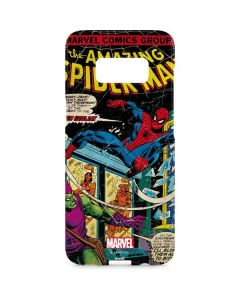 Marvel Comics Spiderman Galaxy S8 Plus Lite Case
