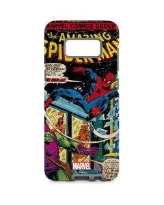 Marvel Comics Spiderman Galaxy S8 Pro Case