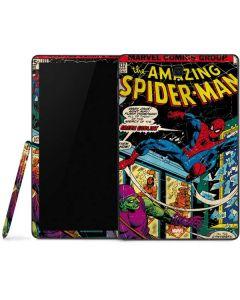 Marvel Comics Spiderman Samsung Galaxy Tab Skin