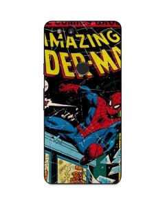 Marvel Comics Spiderman Google Pixel 2 Skin