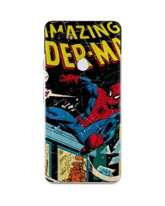 Marvel Comics Spiderman Google Pixel 2 XL Skin