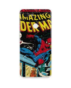 Marvel Comics Spiderman Google Pixel 3 Skin