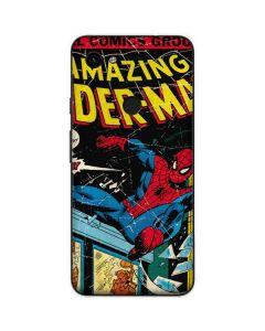 Marvel Comics Spiderman Google Pixel 3a Skin