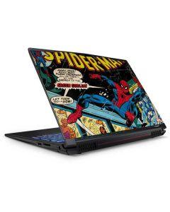 Marvel Comics Spiderman GP62X Leopard Gaming Laptop Skin