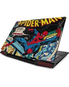 Marvel Comics Spiderman Lenovo Ideapad Skin