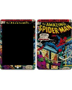 Marvel Comics Spiderman Apple iPad Skin