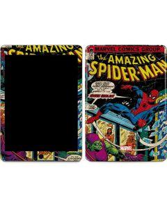 Marvel Comics Spiderman Apple iPad Air Skin