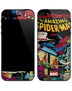Marvel Comics Spiderman iPhone 5/5s/SE Skin