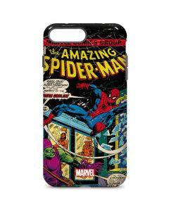Marvel Comics Spiderman iPhone 7 Plus Pro Case