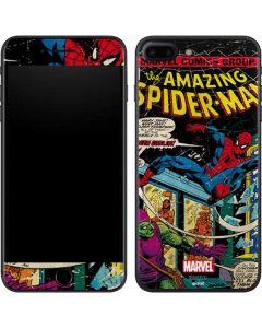 Marvel Comics Spiderman iPhone 7 Plus Skin