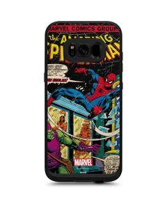 Marvel Comics Spiderman LifeProof Fre Galaxy Skin
