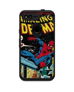 Marvel Comics Spiderman LifeProof Fre Google Skin