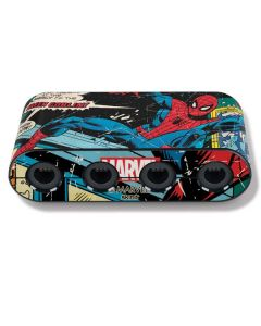 Marvel Comics Spiderman Nintendo GameCube Controller Adapter Skin