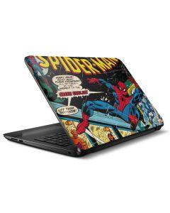 Marvel Comics Spiderman HP Notebook Skin