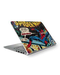 Marvel Comics Spiderman HP Stream Skin
