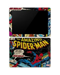 Marvel Comics Spiderman Surface Go Skin