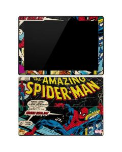 Marvel Comics Spiderman Surface Pro 3 Skin
