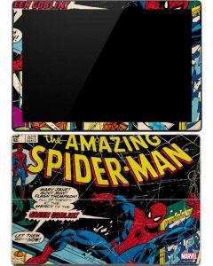Marvel Comics Spiderman Surface Pro (2017) Skin