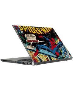 Marvel Comics Spiderman Tecra Z40 Skin
