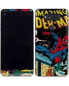 Marvel Comics Spiderman V20 Skin